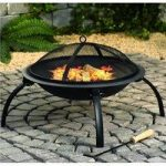 Portable Outdoor Firepit by Premier
