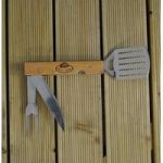 Foldable BBQ Tools by Fallen Fruits