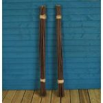 Pack of 40 Willow Pea & Bean Support Sticks (120cm) by Gardman