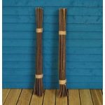 Pack of 40 Willow Pea & Bean Support Sticks (90cm) by Gardman